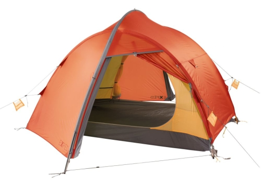 Exped Orion II Extreme 2-Personen Zelt (terracotta)