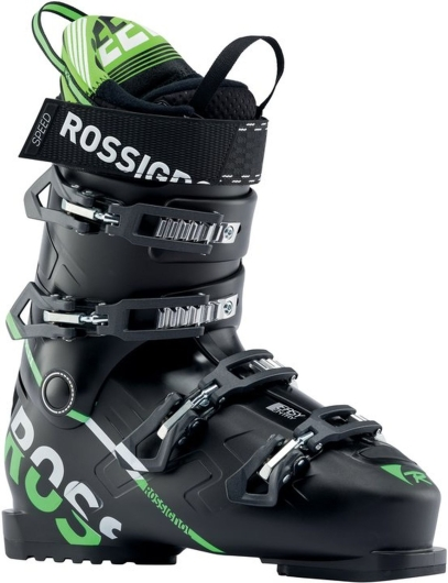 Rossignol Speed 80 Skischuhe (black/green)