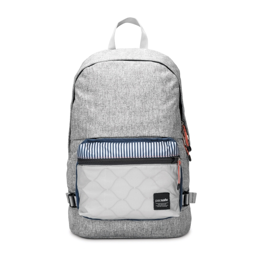 Pacsafe Slingsafe LX400 Rucksack (tweed-grey)