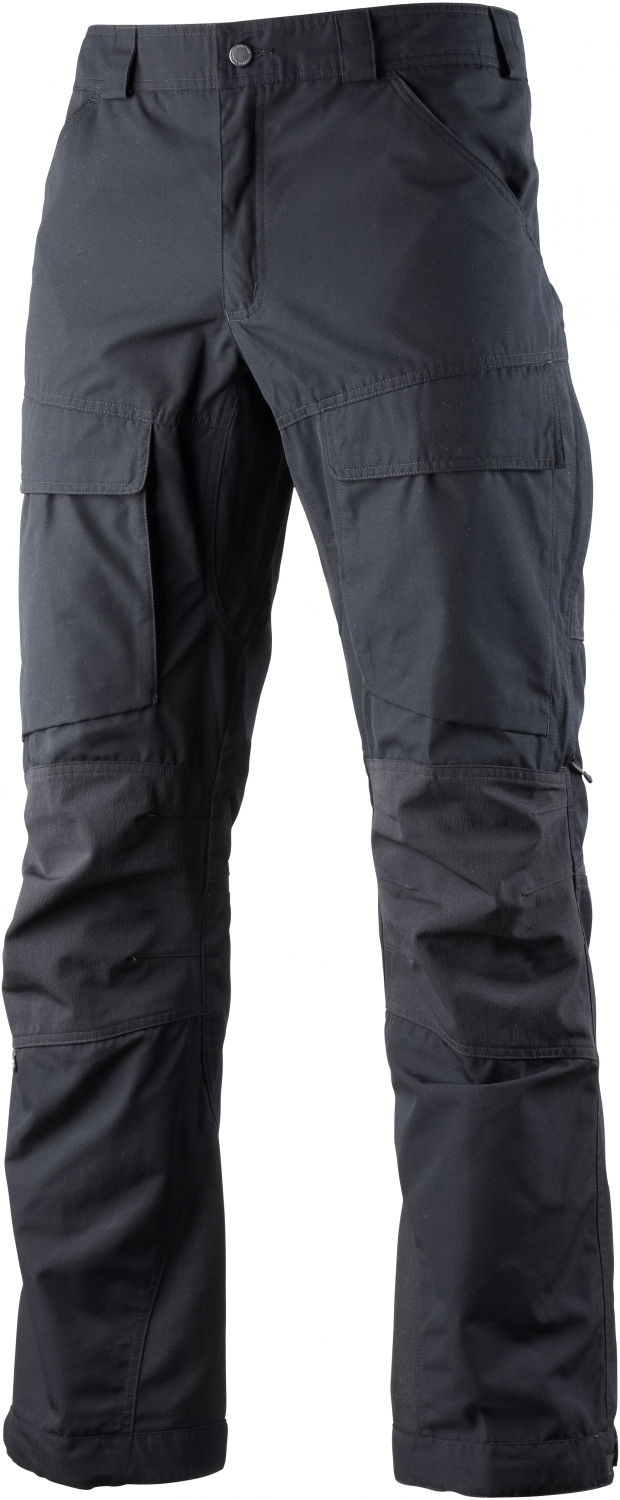 Lundhags Authentic Pant Outdoorhose schwarz