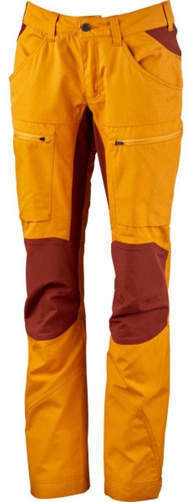 9c1448ac Lundhags Lockne Ws Pant Outdoorhose (gold/rust) | krusche-outdoor.de