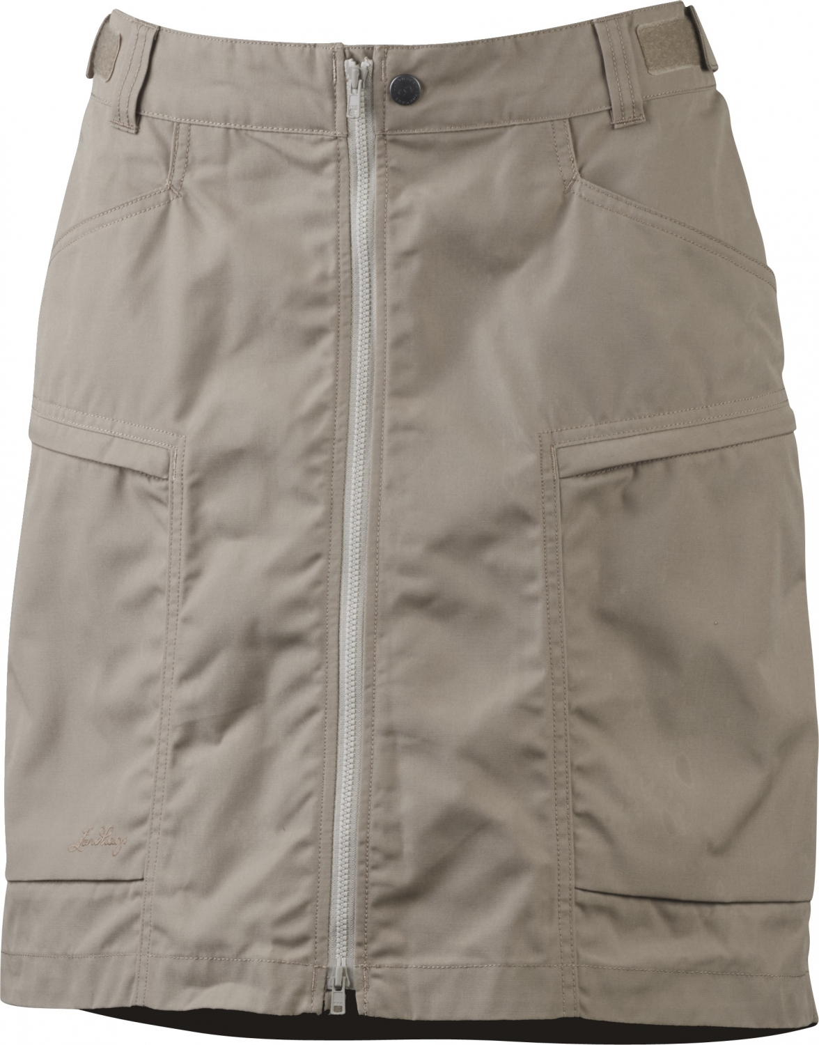 Sky-Blue Lundhags Tiven Ws Skirt Outdoorrock