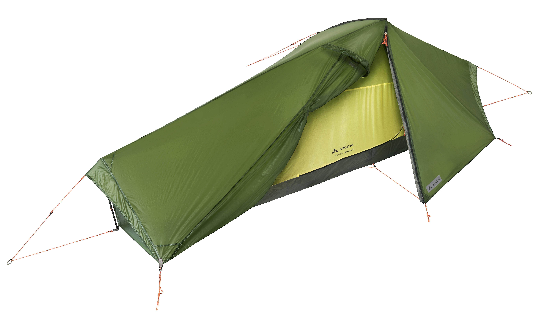 Ultralight Zelt Gebraucht : Vaude lizard giga ultralight personen zelt grün