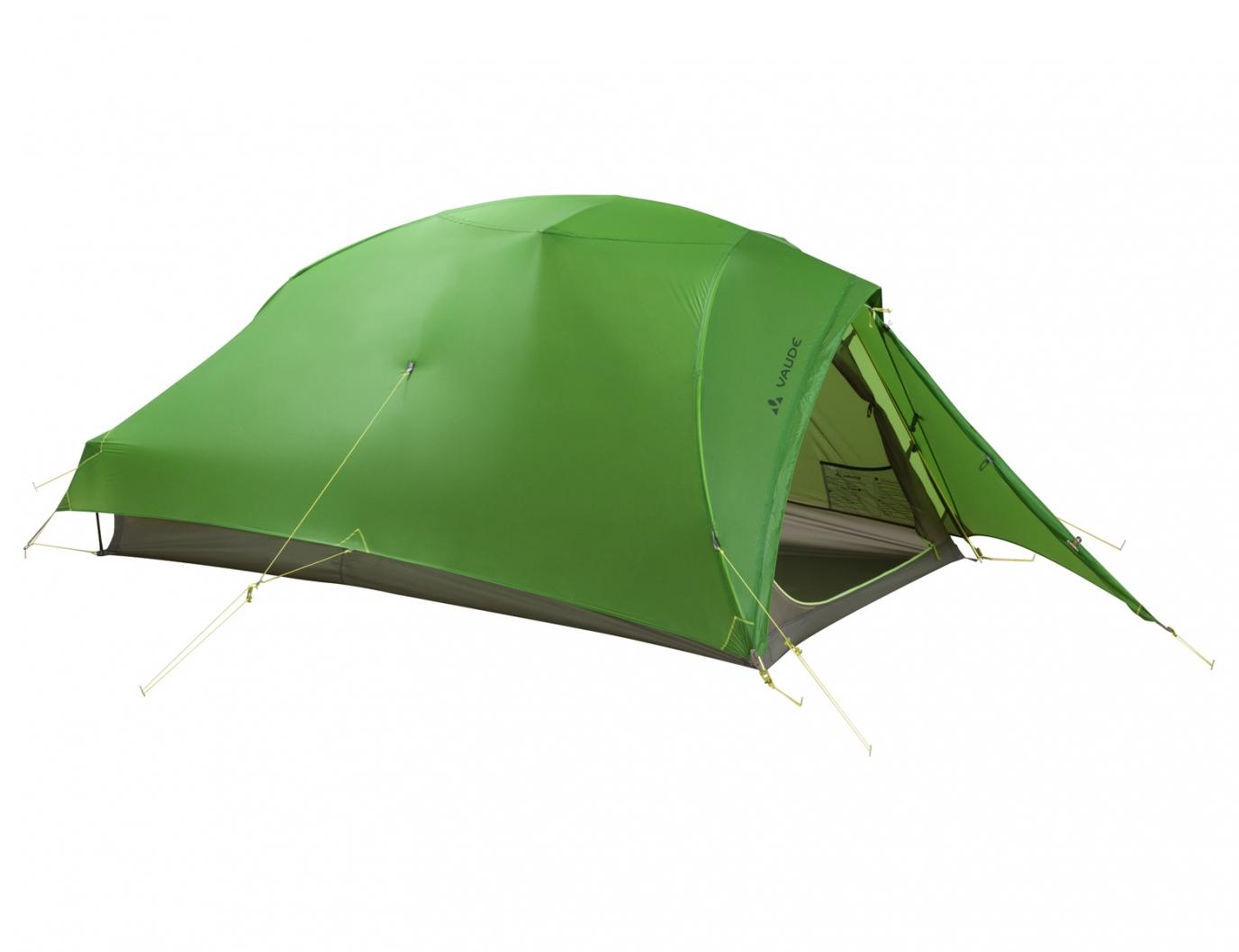 Ultralight Zelt Gebraucht : Vaude hogan super ultralight personen zelt cress green