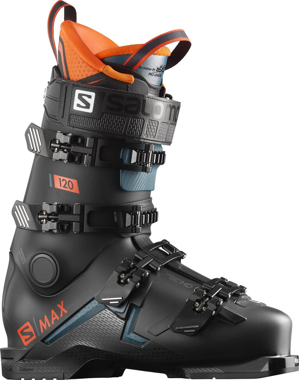 Salomon SMax 120 Skischuhe (blackorange)