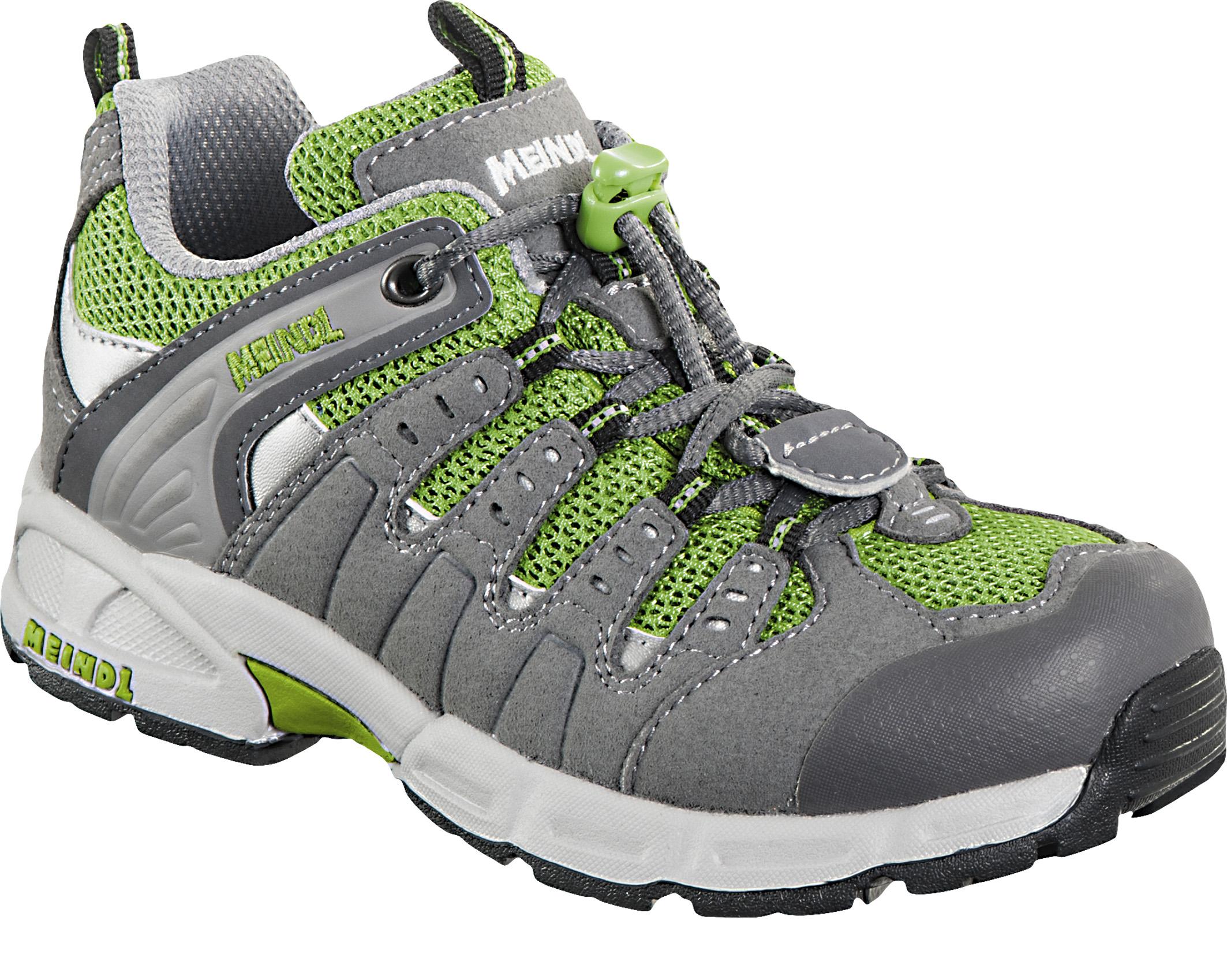 separation shoes f91b6 0c81a Meindl Respond Junior-Outdoorschuhe (pistazie/grau)