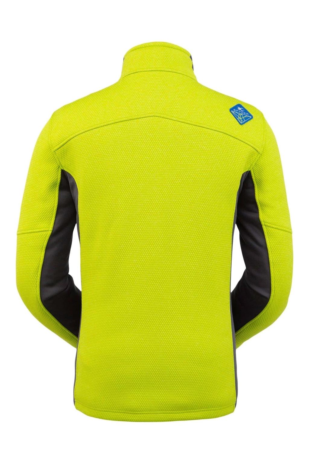 Spyder Men/'s Wengen Encore Fleece Jacket Full Zip Sweater