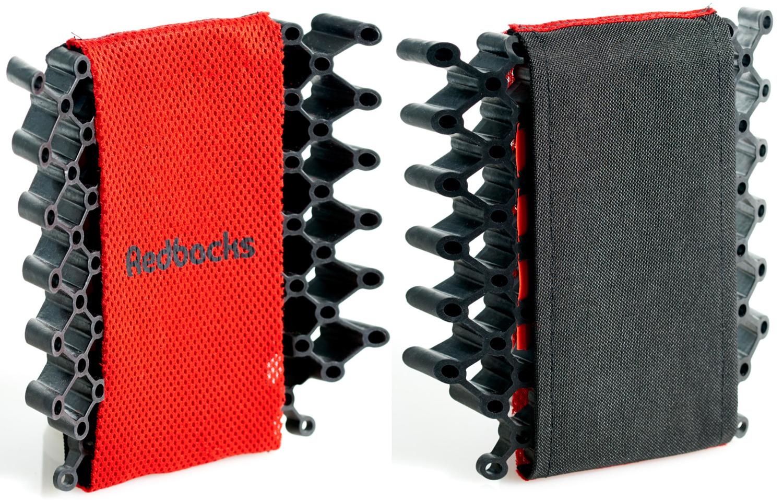 engel redbacks knieschutzkissen knieschoner schwarz ebay. Black Bedroom Furniture Sets. Home Design Ideas
