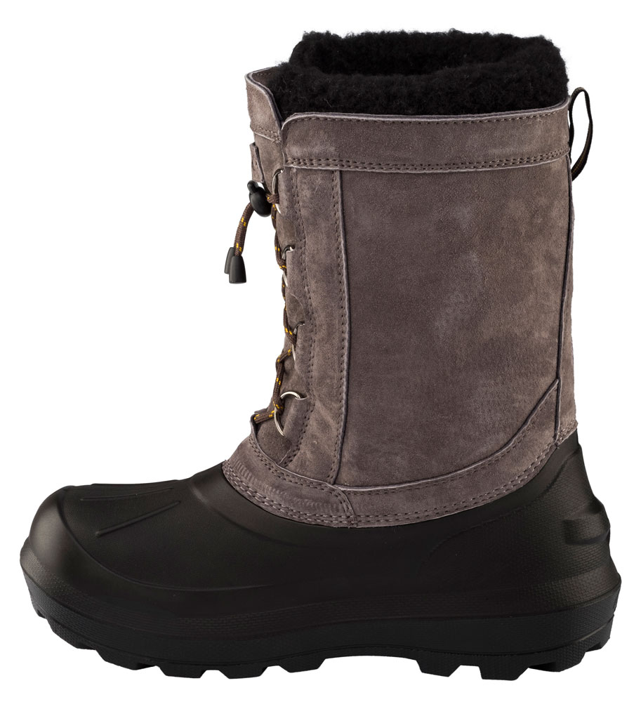 Viking Winterstiefel Svartisen mustard black