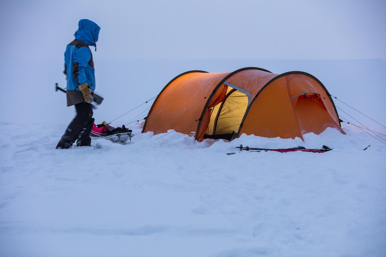 Fjällräven Polar Endurance 3 3 Personen Zelt
